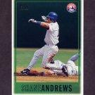 1997 Topps Baseball #057 Shane Andrews - Montreal Expos