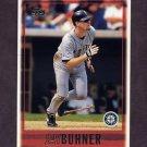1997 Topps Baseball #040 Jay Buhner - Seattle Mariners