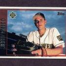 1997 Topps Baseball #039 Jeff D'Amico - Milwaukee Brewers