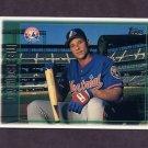 1997 Topps Baseball #036 David Segui - Montreal Expos