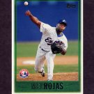 1997 Topps Baseball #026 Mel Rojas - Montreal Expos