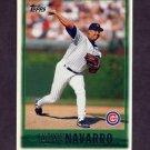 1997 Topps Baseball #021 Jaime Navarro - Chicago Cubs
