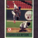 1997 Topps Baseball #018 Royce Clayton - St. Louis Cardinals