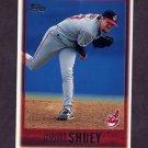 1997 Topps Baseball #016 Paul Shuey - Cleveland Indians