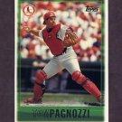 1997 Topps Baseball #002 Tom Pagnozzi - St. Louis Cardinals