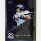 1995 Score Baseball Hall Of Gold #HG019 Dante Bichette - Colorado Rockies