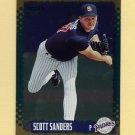 1995 Score Baseball Gold Rush #508 Scott Sanders - San Diego Padres