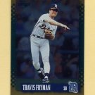 1995 Score Baseball Gold Rush #341 Travis Fryman - Detroit Tigers