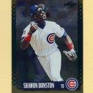 1995 Score Baseball Gold Rush #089 Shawon Dunston - Chicago Cubs