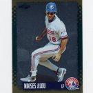 1995 Score Baseball Gold Rush #019 Moises Alou - Montreal Expos