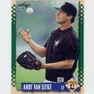 1995 Score Baseball #352 Andy Van Slyke - Pittsburgh Pirates