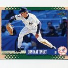 1995 Score Baseball #239 Don Mattingly - New York Yankees