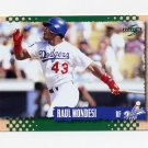 1995 Score Baseball #233 Raul Mondesi - Los Angeles Dodgers