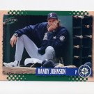 1995 Score Baseball #222 Randy Johnson - Seattle Mariners