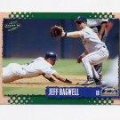 1995 Score Baseball #221 Jeff Bagwell - Houston Astros