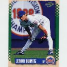 1995 Score Baseball #179 Jeromy Burnitz - New York Mets