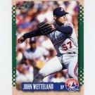 1995 Score Baseball #085 John Wetteland - Montreal Expos