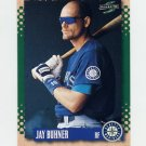 1995 Score Baseball #068 Jay Buhner - Seattle Mariners