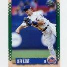 1995 Score Baseball #048 Jeff Kent - New York Mets