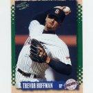 1995 Score Baseball #046 Trevor Hoffman - San Diego Padres