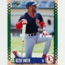 1995 Score Baseball #026 Ozzie Smith - St. Louis Cardinals