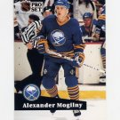 1991-92 Pro Set French Hockey #016 Alexander Mogilny - Buffalo Sabres