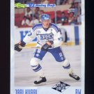 1993 Classic Hockey #121 Jari Kurri - Los Angeles Kings