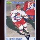 1993 Classic Hockey #111 Oleg Tverdovsky