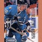 1993-94 Parkhurst Hockey #266 Vlastimil Kroupa PKP RC - San Jose Sharks