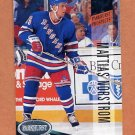 1993-94 Parkhurst Hockey #256 Mattias Norstrom PKP RC - New York Rangers