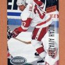 1993-94 Parkhurst Hockey #253 Micah Aivazoff PKP RC - Detroit Red Wings