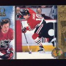 1997-98 Pacific Omega Gold Hockey #046 Tony Amonte - Chicago Blackhawks