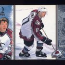 1997-98 Pacific Omega Hockey #059 Jari Kurri - Colorado Avalanche