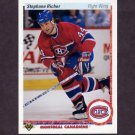 1990-91 Upper Deck Hockey #276 Stephane Richer - Montreal Canadiens