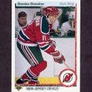 1990-91 Upper Deck Hockey #269 Brendan Shanahan - New Jersey Devils