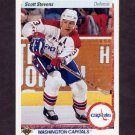 1990-91 Upper Deck Hockey #236 Scott Stevens - Washington Capitals