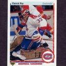 1990-91 Upper Deck Hockey #153 Patrick Roy - Montreal Canadiens