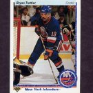 1990-91 Upper Deck Hockey #137 Bryan Trottier - New York Islanders