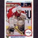 1990-91 Upper Deck Hockey #127 Mike Liut - Washington Capitals