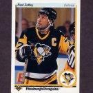1990-91 Upper Deck Hockey #124 Paul Coffey - Pittsburgh Penguins