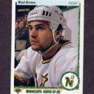 1990-91 Upper Deck Hockey #048 Neal Broten - Minnesota North Stars