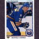1990-91 Upper Deck Hockey #041 Dave Andreychuk - Buffalo Sabres