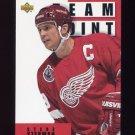 1993-94 Upper Deck Hockey #290 Steve Yzerman TL - Detroit Red Wings