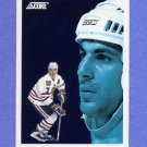 1992-93 Score Hockey #497 Chris Chelios DT - Chicago Blackhawks