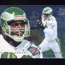 1995 Fleer Football Flair Preview #24 Fred Barnett - Philadelphia Eagles