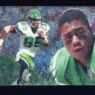 1995 Fleer Football Flair Preview #23 Rob Moore - New York Jets