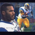 1995 Fleer Football Flair Preview #17 Jerome Bettis - St. Louis Rams