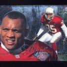 1995 Fleer Football Flair Preview #01 Aeneas Williams - Arizona Cardinals