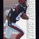 1995 Fleer Football Rookie Sensations #15 Darnay Scott - Cincinnati Bengals
