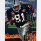 1995 Fleer Football Pro-Vision #6 Tim Brown - Oakland Raiders